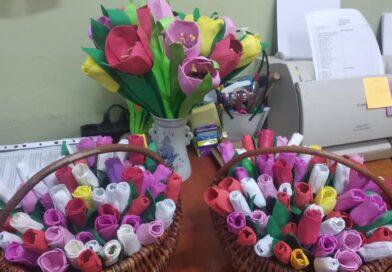 З прийдешнім святом весни, чарівності, краси і жіночності!